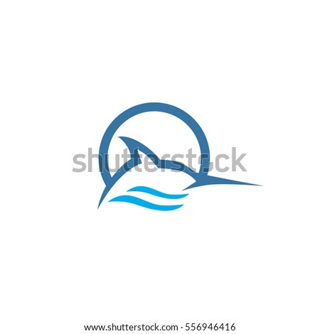 marlin logo stock images royaltyfree images amp vectors