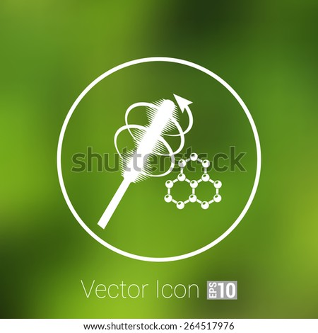 Mascara, mascara brush mascara vector, kong lashes, eyes mascara - stock vector