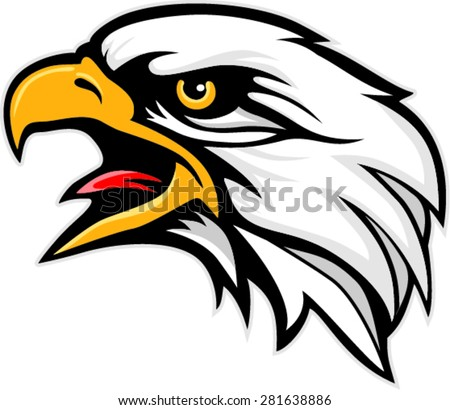 the gallery for gt golden eagle head logo