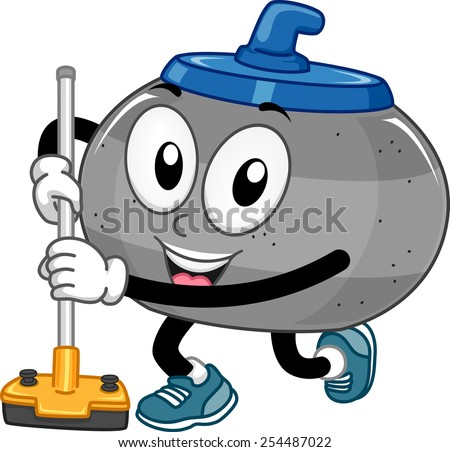 Curling Sport Stock Images, Royalty-Free Images & Vectors ...