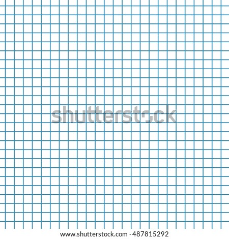 Math Paper Texture Background Sheet Exercise Stock Vector HD ...