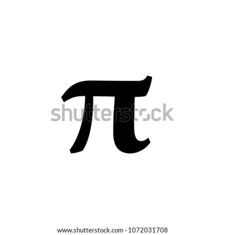 Math Symbols Math Icons Sigma Symbol Stock Vector Royalty Free