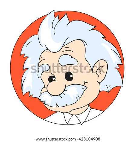 MAY 14 2016 Vector Illustration Portrait Stock Vector ...