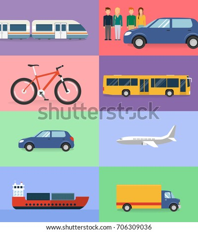 modern means of transport Modes of transport for kids | learn transport vehicles | nursery rhymes for children - duration: 4:07 tinydreams kids - nursery rhymes & short stories 1,607,526 views.