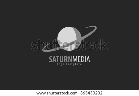 Saturn Logo Vector (.EPS) Free Download