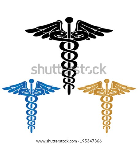 Medical background .vector - stock vector