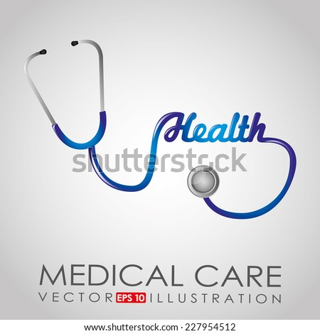 medical graphic design , vector illustration