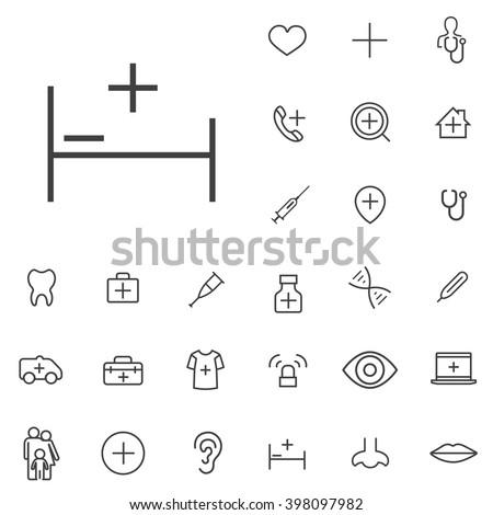 Medical Icon, Medical Icon Vector, Medical Icon Art, Medical Icon eps, Medical Icon Image, Medical Icon logo, Medical Icon Sign, Medical icon Flat, Medical Icon web, Medical icon app, Medical icon UI - stock vector