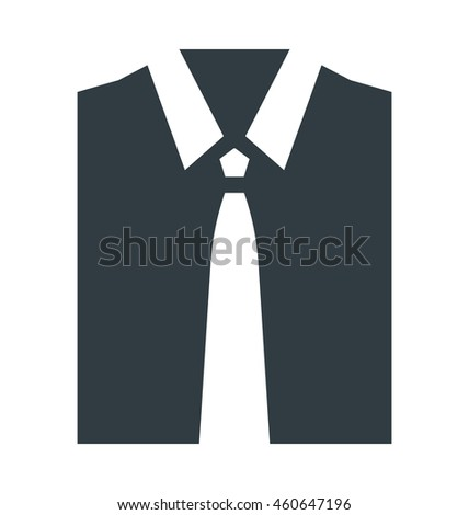 Men Clothing Vector Icon