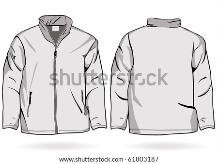 Black Jacket Template lhCMZh