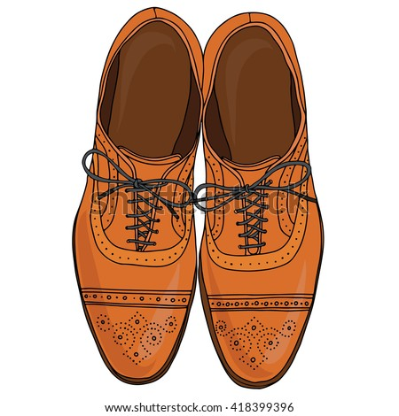 Male Dress Shoes Draw