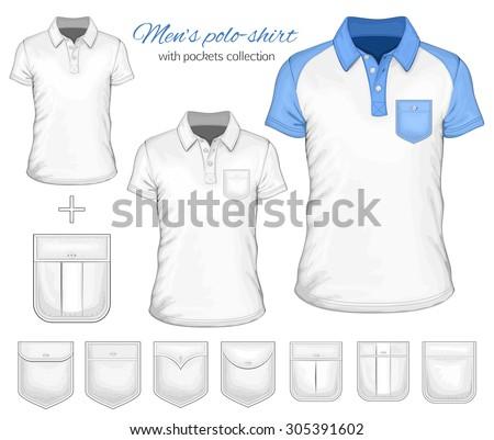 Shirt Pocket Illustration