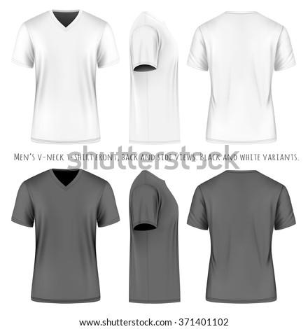 V stock images royalty free images vectors shutterstock for V neck back shirt
