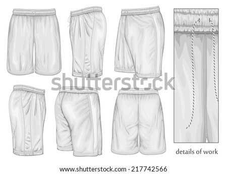Shorts Stock Images Royalty-Free Images U0026 Vectors | Shutterstock