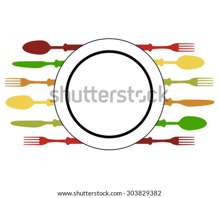 Vintage Cutlery Stock Images Royalty Free Images Vectors Shutterstock