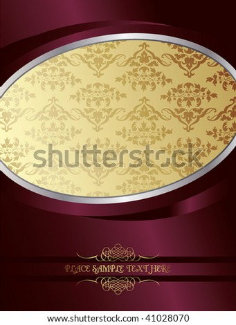 menu,template sets 33 - stock vector