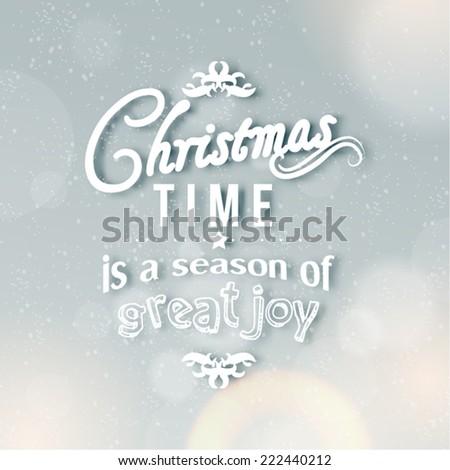 Merry christmas season greetings quote vector stock vector 222440212 merry christmas season greetings quote vector design m4hsunfo