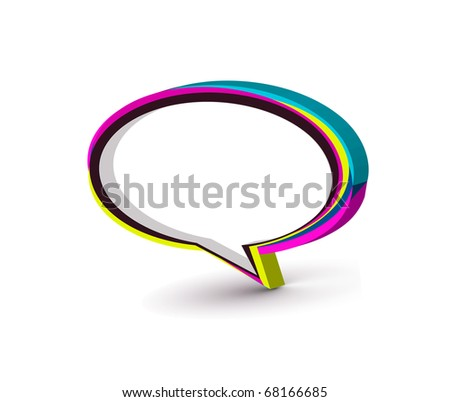 messenger window icon vector illustration isolated on white background. - stock vector