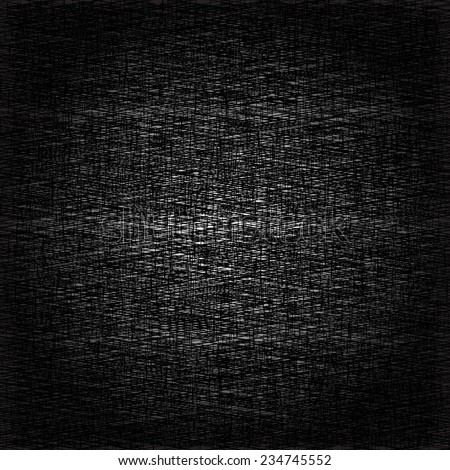metal background. industrial black background. 10 eps - stock vector