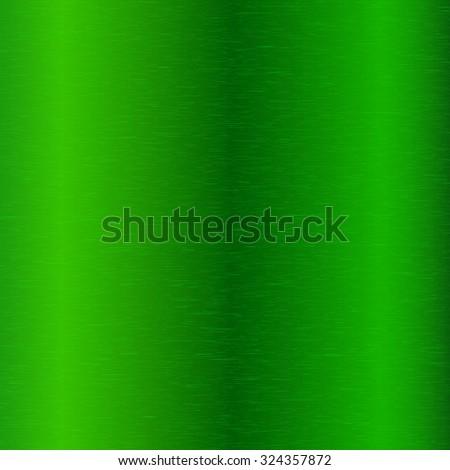 Metal green texture background - stock vector