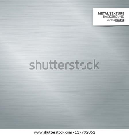 metal texture Vector - stock vector