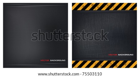 Metal texture. Vector Illustration. - stock vector