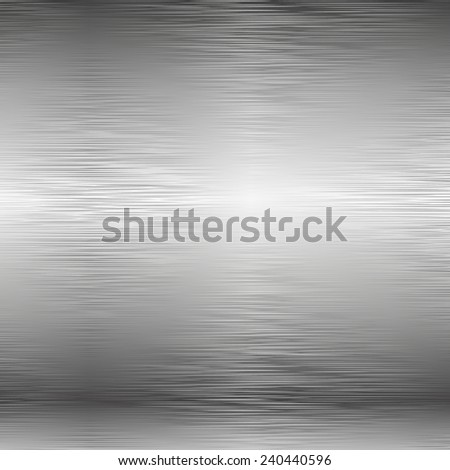 metallic texture - stock vector