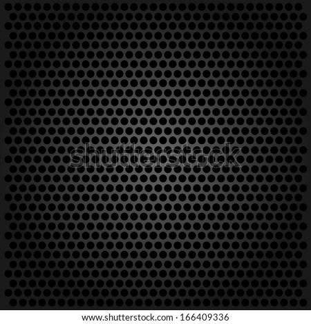 Metallic Texture Background  - stock vector