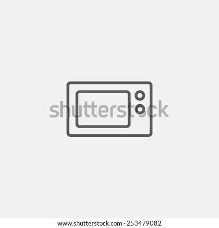 Microwave Stock Vectors Images Amp Vector Art Shutterstock
