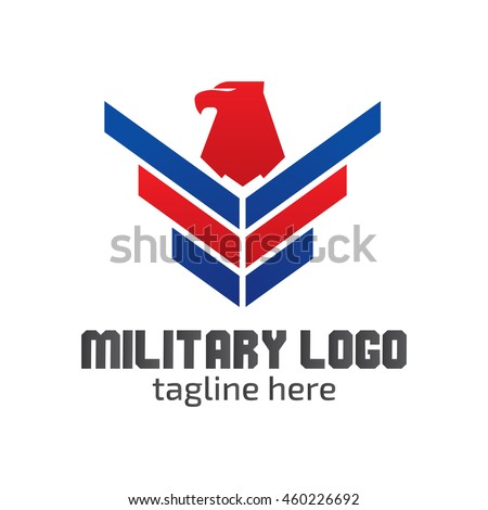 military patch design template stock vector 460226692 shutterstock