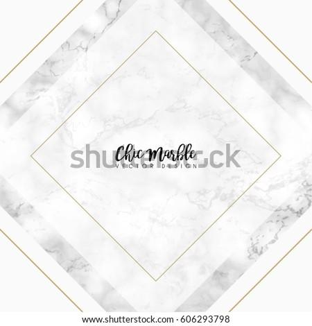 Fantastisch Minimalist Marble Texture Vector Design
