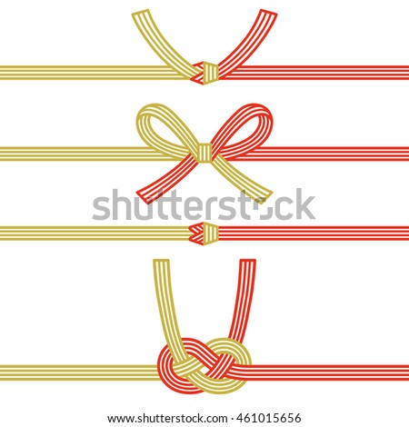 mizuhiki : Japanese decorative cord made from twisted paper. paper strings.