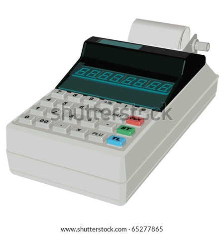 Mobile Cash Register