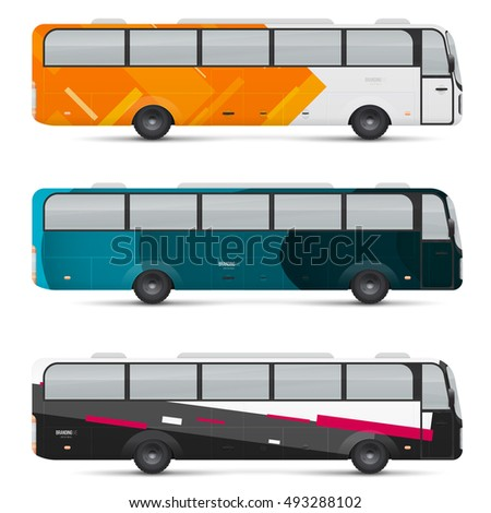 passenger bus stock images royalty free images vectors