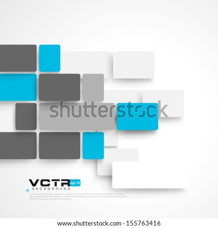 Modern Abstract Elements Background