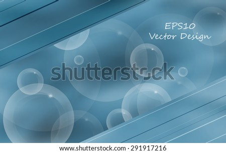 modern abstract vector background with copy space. Eps10 - stock vector