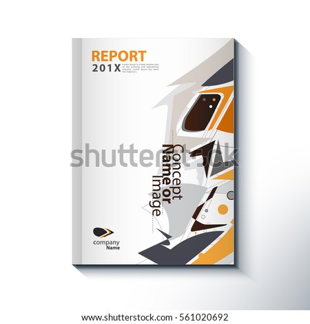paper report cover
