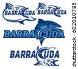 modern barracuda logo