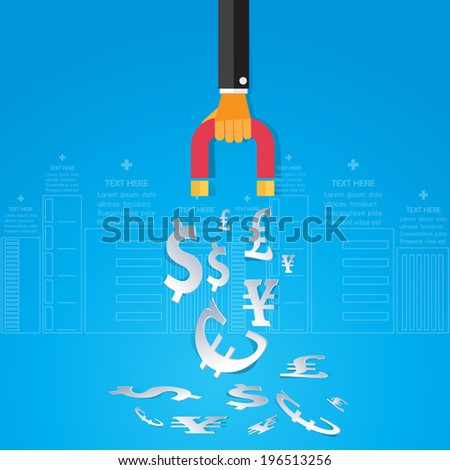 Modern business concepts in flat design for web, mobile applications, seo optimizations, business, social networks, e-commerce,planning and teamwork - stock vector
