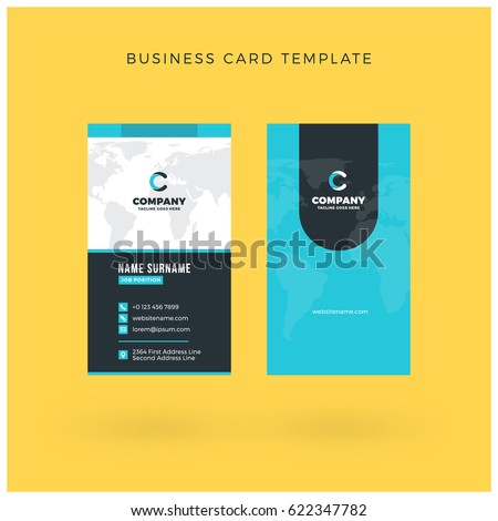 Customize Front and Back of Business Playing Cards