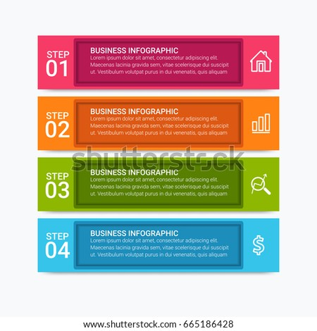Infographic template websites