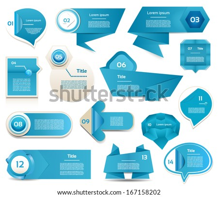 Modern infographics options banner. Vector illustration. can be used for workflow layout, diagram, number options, web design, prints. - stock vector
