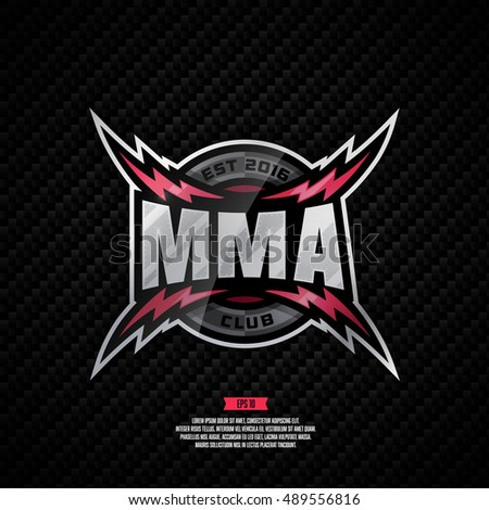 Martial Arts Logo Design  Logos for MMA and Martial Artists