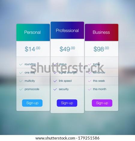 Price List Icon Lizenzfreie Bilder und Vektorgrafiken kaufen – Price List Design Template