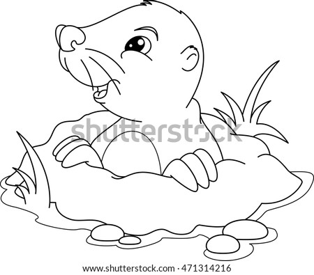 Olena boiko 39 s portfolio on shutterstock for Black hole coloring page