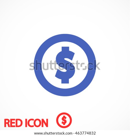 money . line vector icon