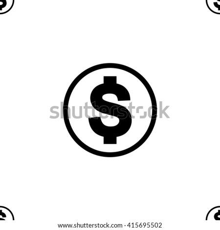 Money pattern black. Money pattern modern. Money pattern monochrome. Money pattern trendy. Money pattern seamless. Money pattern simple. Money pattern for web. Money pattern for fabric. Money pattern. - stock vector