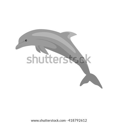 The background of mammalian dolphins