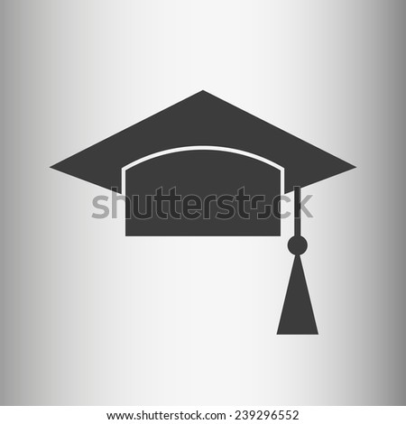 Mortar Board  - stock vector