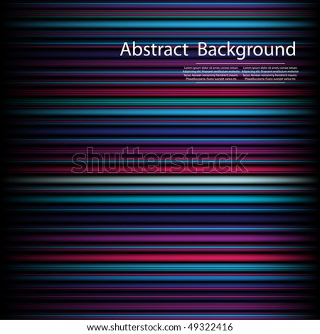 mosaic modern background - stock vector